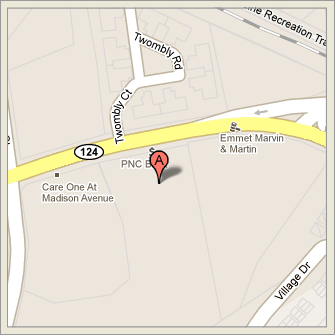 Office Map And Directions Criminal Lawyer Morristown New Jersey Law Offices Of Pamela A Dougherty